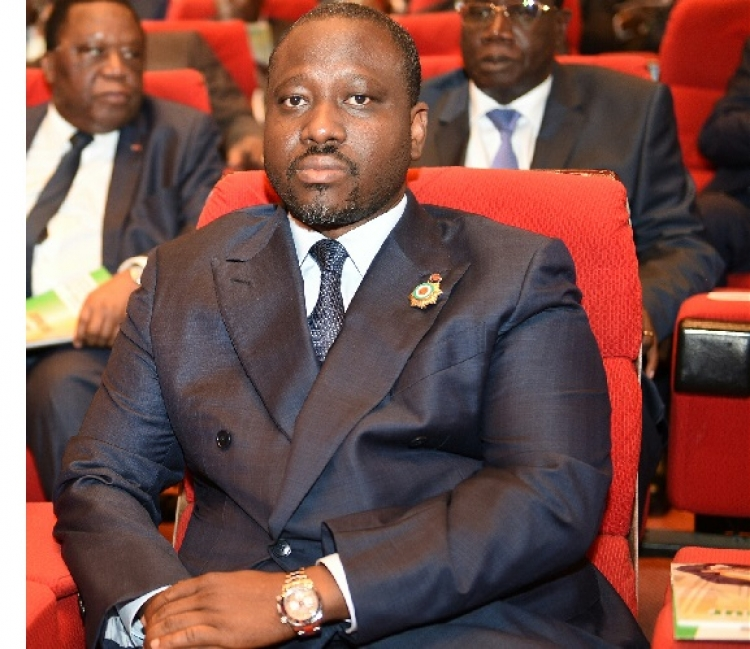 Rencontre exclusive avec Guillaume Soro :